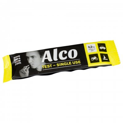 "Save Lives Now - ""Alco"" engangstest for alkohol"