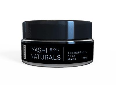 Iyashi Therapeutic Clay Mask